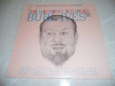 "Burl Ives ""The Wayfaring Stranger"" 1964 Promo LP Reissue US CS9041 NM"