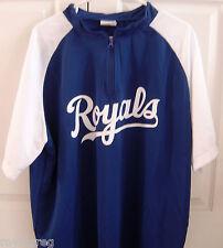 Kansas City Royals Batting Practice Pullover JerseySGA 9/17/16Size XL New Sealed