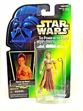 "Kenner '97 Star Wars TPOTF Jaba's Slave Princess Leia Organa 3.75"" Action Figure"