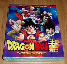 DRAGON BALL SUPER BOX 8 LA SAGA DEL TORNEO DEL PODER 2 BLU-RAY+LIBRO NUEVO R2