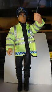 action man metropolitan police officer