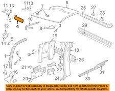 GM OEM Interior-Sunvisor Sun Visor Right 15980640