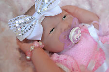 "PJs SWEETHEART BERENGUER LA NEWBORN 16"" SOFT BODY BABY DOLL FOR REBORN PLAY NEW"