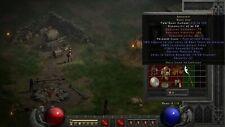 Diablo 2 Resurrected Bonehew Ogre Axe Mercenary Weapon