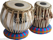 TABLA DRUMS SET~HAMMERED COPPER BAYAN 5 KG~SHEESHAM DAYAN~SUPER CONCERT QUALITY