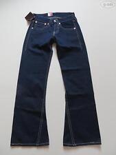 Levi's L32 indigo/dark-wash Herren-Jeans mit regular Länge