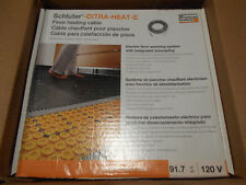Schluter Systems DITRA-HEAT-E Floor Heating Cable 120 volt 92 sq. ft.