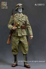 "1/6 12"" Alert Line AL100013 WWII North African defense army suit box set NO BODY"