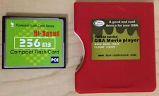 2nd version GBA Movie player GameBoy Advance DS Lite Music•Image•FC Game•E-Book