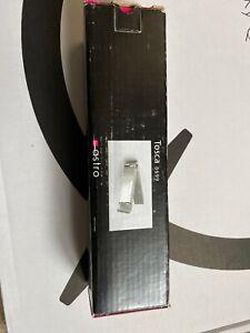 ASTRO 0699 Tosca Swing Arm Single 1W LED Reading Wall Light Switched Matt Nickel