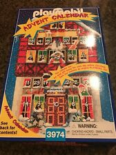 Vintage Playmobil Advent Calendar Santa's Elves Workshop Set# 3974 FAST SHIPPING