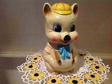Vintage Piggy Bank Silvestri Bros Co., Hong Kong