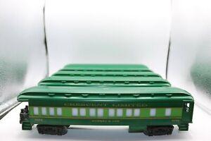 Lionel 6-9530, 6-9531, 6-9532, 6-9533, 6-9534 Southern Crescent Passenger Set