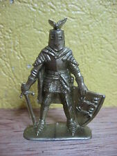 1/32 FIGURINE  JEM MEDIEVAL MOYEN AGE CHEVALIER EPEE AU PIED NOREV NON STARLUX