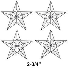 Exquisite Cluster Small 5 Point Star #EC225