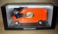 1/43 Minichamps - 'Mirinda' Ford Transit Kastenwagen 2000 - Brand New, Very Rare
