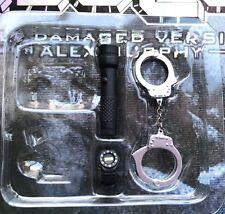 Hot Toys MMS266 RoboCop Battle Damaged Alex Murphy Ver 1/6 Handcuffs Set