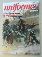 Les Armees De L'Histoire Uniformes – Novembre 1985