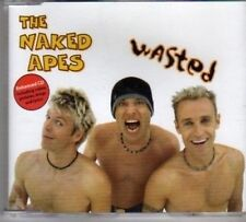 (BJ911) The Naked Apes, Wasted - 2003 CD