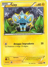 Pokémon n° 43/99 - LIXY - PV60