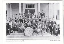 "*Postcard-""The Pocomoke High School Band"", 1925-    *Pocomoke City, MD (#146)"