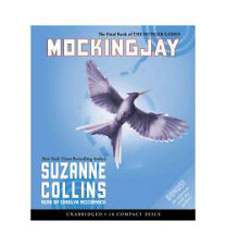 The Hunger Games: Mockingjay 3 by Suzanne Collins (2010, CD, Unabridged).