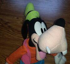 Disney Goofy The Dog Stuffed Animal Plush Character Toy