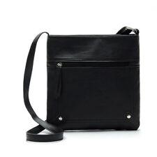 Women Crossbody Shoulder Little Bag Tote Messenger PU Leather Satchel Handbag