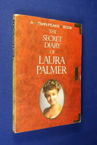THE SECRET DIARY OF LAURA PALMER Jennifer Lynch A TWIN PEAKS BOOK Poor Condition