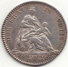Jeton Etats du Languedoc, naissance du Dauphin 1730