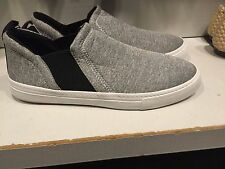 ZARA WOMAN GREY STRETCH SNEAKERS SIZE US 10/ EU 41