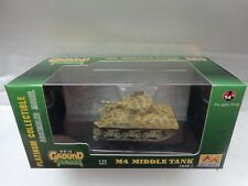 1/72 GROUND ARMOR - EASY MODEL 36253 M4 MIDDLE TANK US ARMY 4TH ARMORED BRIGADE