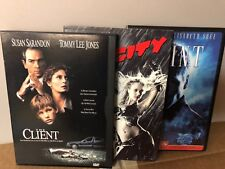 Lot of 3 Drama Movies: The Client/ Sin City/ Saint (#44)