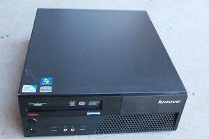 IBM Lenovo ThinkCentre M58 E8400 4GB 500GB --Please read--