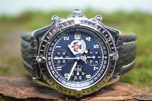 Breitling Chronomat Longitude Thunderbirds GMT Chronograph von 1999, Ref. A20048