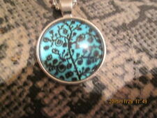 Unbranded Acrylic Chain Costume Necklaces & Pendants