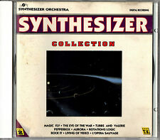 synthesizer orchestra SYNTHESIZER COLLECTION VOL.2 CD 1991 DISCOMAGIC RARE