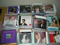 JOB LOT 200+ CD ALBUMS POP,R&B,JAZZ,EASY LISTENING,CLASSICAL,OPERA AND OTHER