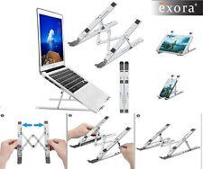 Adjustable Laptop Stand Folding Portable Mesh Desktop iPad Holder Office Support