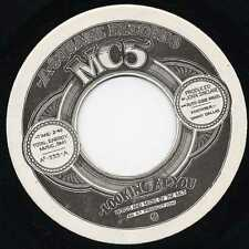 "MC5 ""BORDERLINE"" U.S. MONSTER GARAGE 1968 MINT"