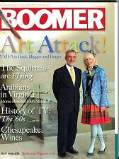 Boomer Magazine April/May 2010 Art Attack! EX 051316jhe
