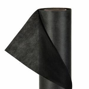 Unkrautvlies Gartenvlies Unkrautschutz Bodengewebe Meterware HaGa® 50g/m²