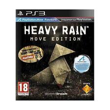 Heavy Rain Move édition PS 3 COMPLET AVEC DLC OFFERT SUPER ETAT