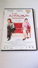 "DVD ""LAS HERMANAS ENFADADAS"" ALEXANDRA LECLERE ISABELLE HUPPERT"