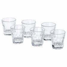 Pokal! 5cl Shot Gläser Pack Sechs maschinenwaschbar Ikea
