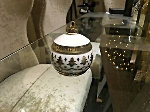 Christmas Candle Bauble WoodWick