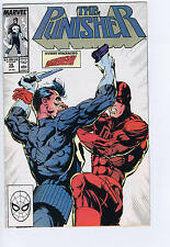 Punisher #10 Marvel 1988 Daredevil