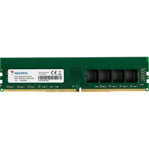 ADATA Premier DDR4 Ram 32GB 3200MHz CL22 Desktop U-DIMM 288-Pins 1.2V Memory