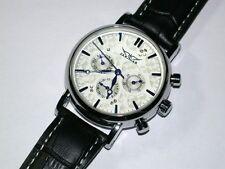 Jaragar precisa señores reloj de pulsera, 40mm, mecánico automático obra (nm16)