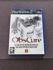 Obscure - Jeu Playstation 2 PS2 - Complet Pal FR [RARE]